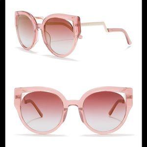 Diff Penny Pink Quartz Sunglasses 55mm